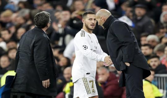 Real Madrid, Eden Hazard de retour 81 jours après