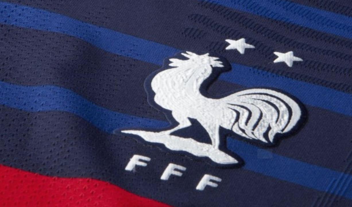 Nike dévoile les nouveaux maillots de l'Équipe de France