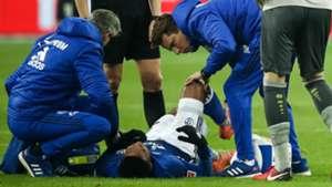 Weston McKennie injury Schalke