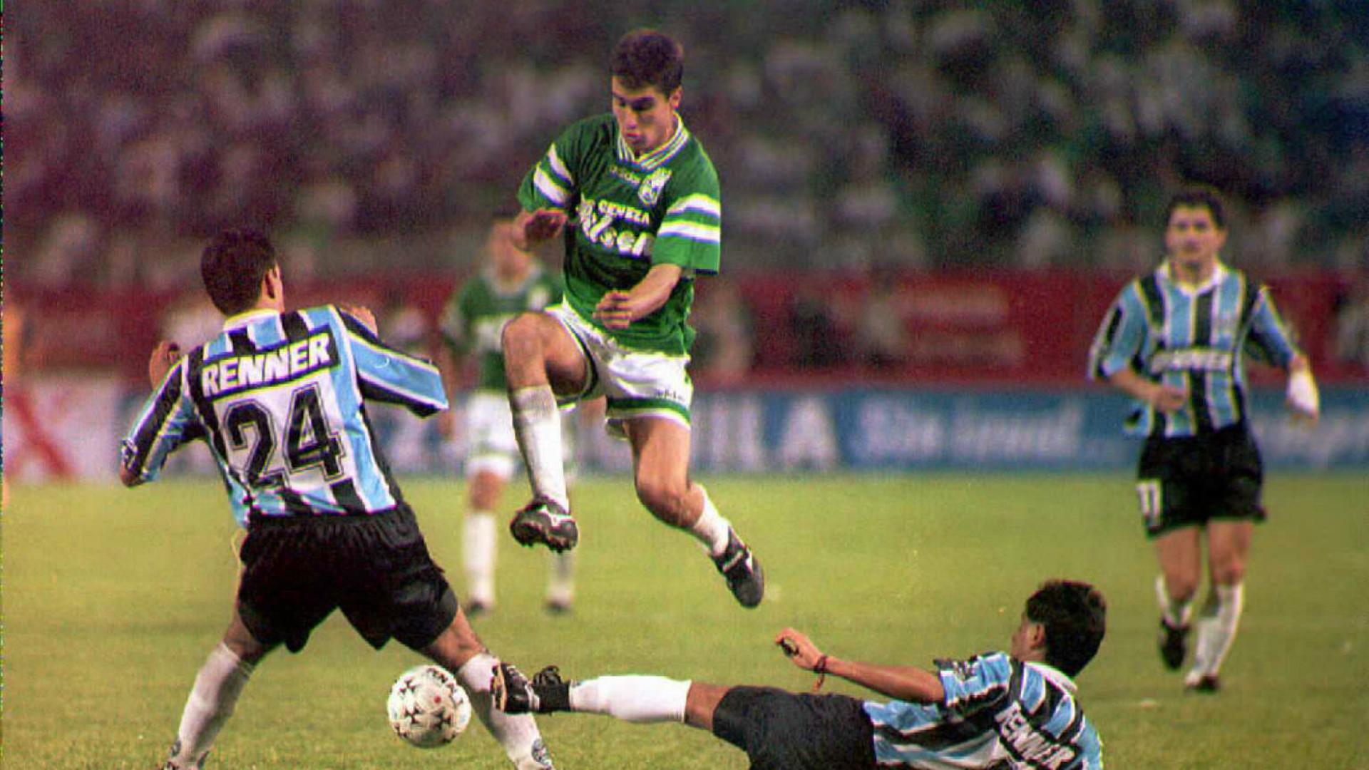 Atlético Nacional - Gremio Copa Libertadores 1995