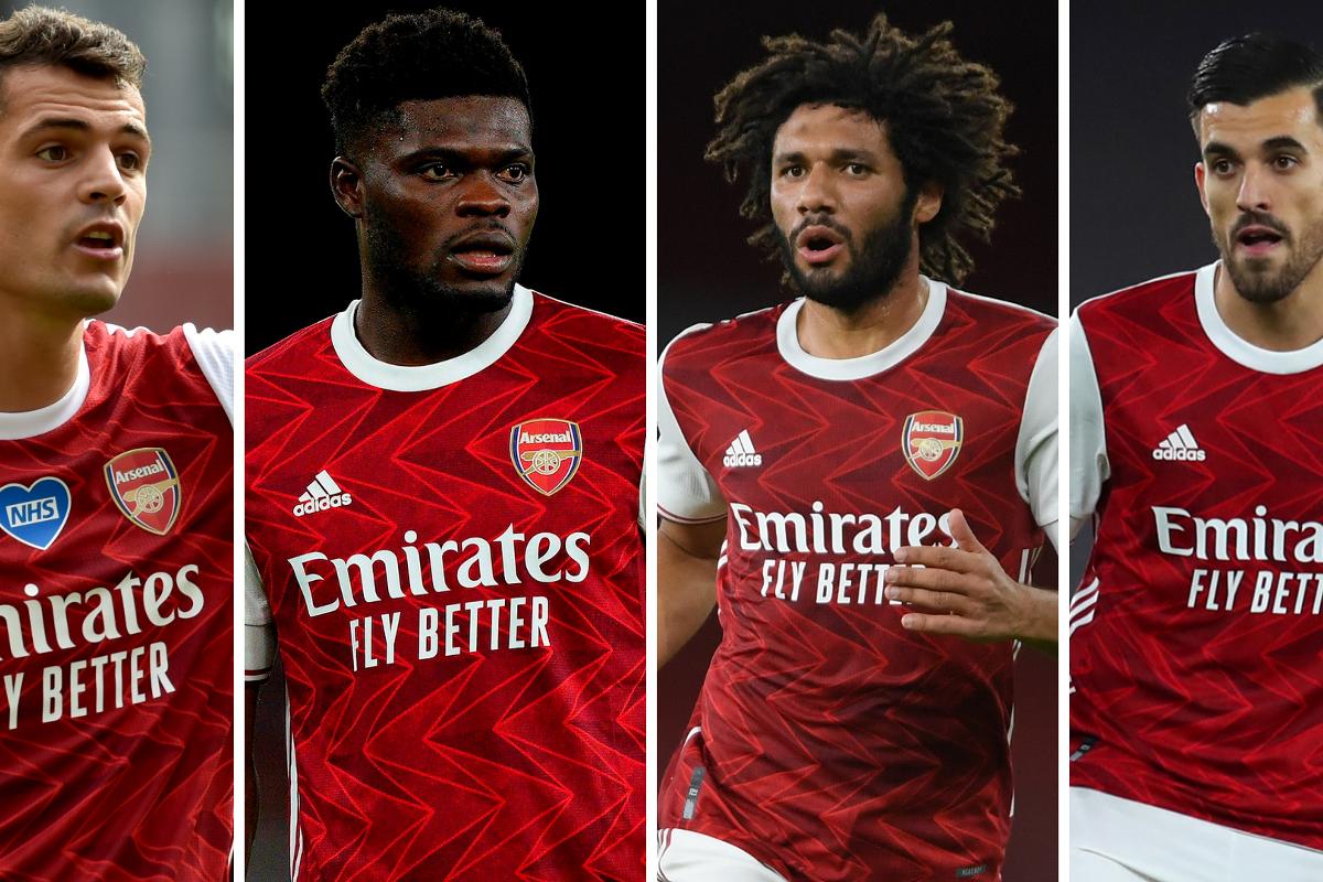 Partey's perfect partner? Elneny's Arsenal renaissance spells trouble for  Xhaka and Ceballos   Goal.com
