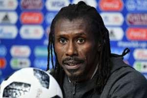 Aliou Cisse Senegal 2706