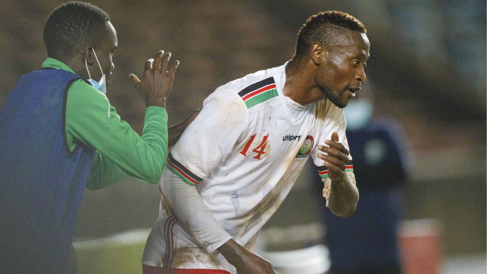 Masoud Juma: Harambee Stars forward set for Difaa El Jadida move from JS Kabylie - Reports