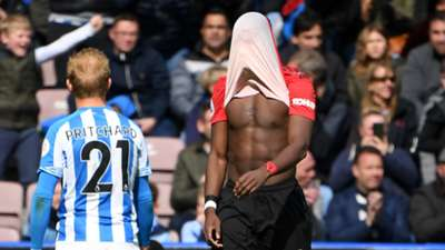 Paul Pogba Huddersfield 05052019