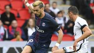 Javier Pastore PSG Montpellier Ligue 1 22042017