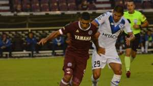 Jose Sand Luis Abram Lanus Velez Copa Superliga 27042019