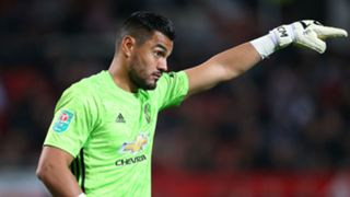 Sergio Romero Manchester United 2019-20