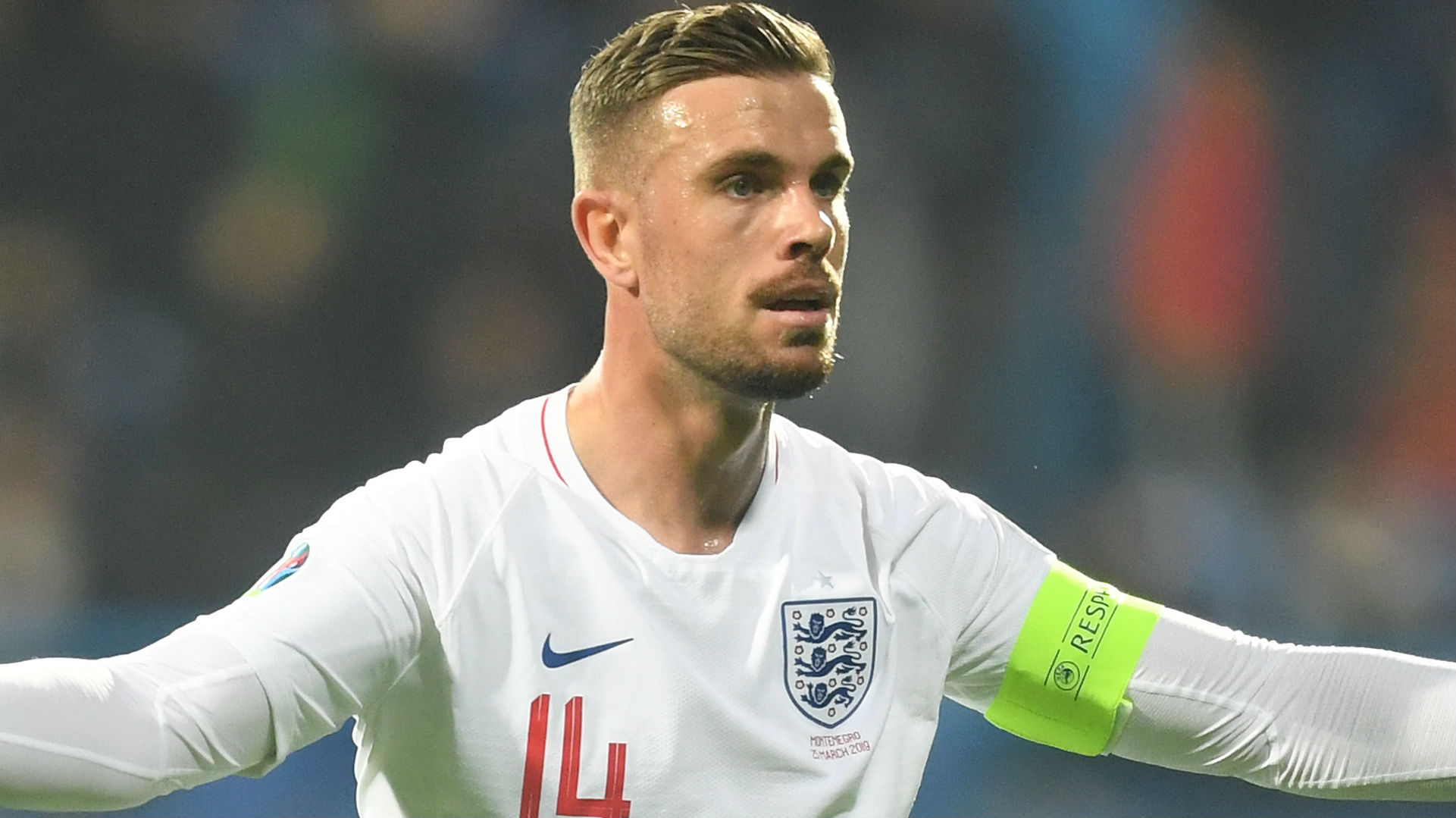 Southgate confirms Henderson injury