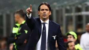 Simone Inzaghi Milan Lazio Coppa Italia