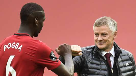 Manchester United manager Solskjaer provides Pogba contract update