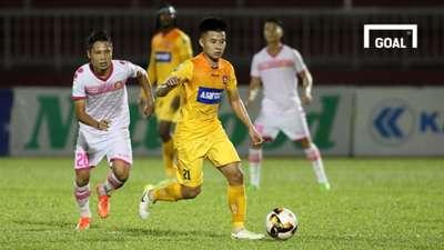 Sài Gòn FC Hải Phòng Vòng 11 V.League 2018
