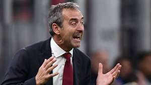 'Never bleed in front of the sharks' - Giampaolo calls for patience at AC Milan