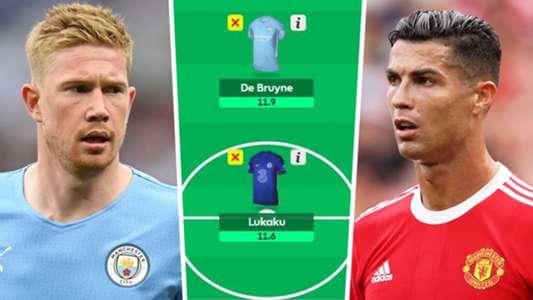 Fantasy Premier League: Can you fit De Bruyne in your team and still have Ronaldo, Lukaku & Salah?   Goal.com