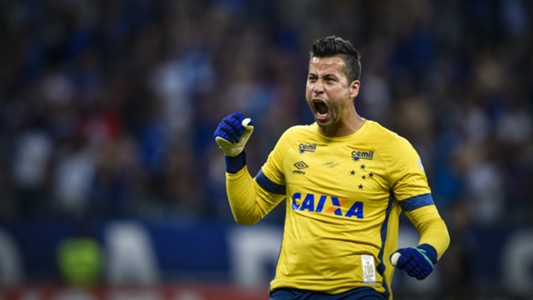 Fábio Cruzeiro Universidad de Chile Copa Libertadores 26042018