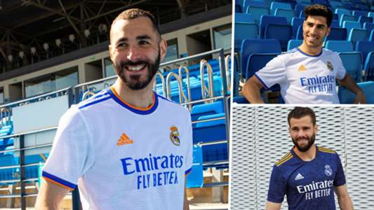 Real Madrid 2021-22 kit: New home and away jersey styles & release dates
