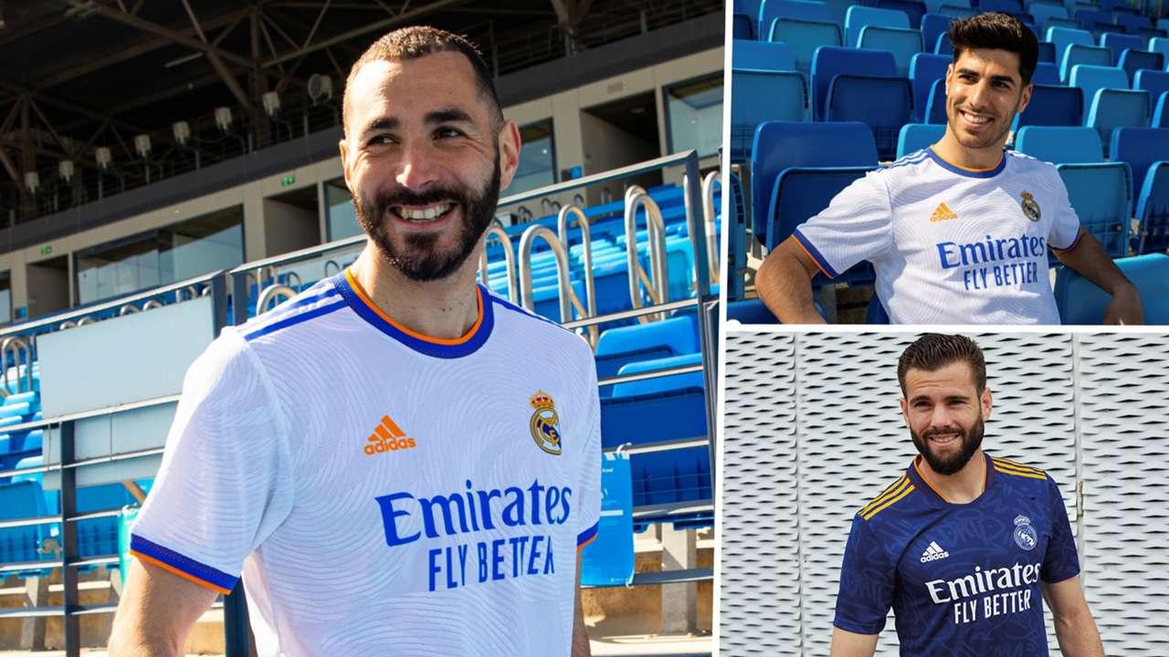 Real Madrid adidas kit 2021-22