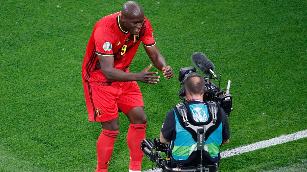 Romelu Lukaku Belgium Euro 2020