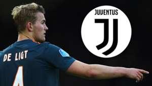 Matthijs de Ligt Ajax Juventus