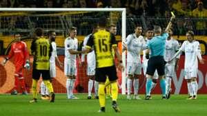 Modric Borussia Dortmund Real Madrid Champions League