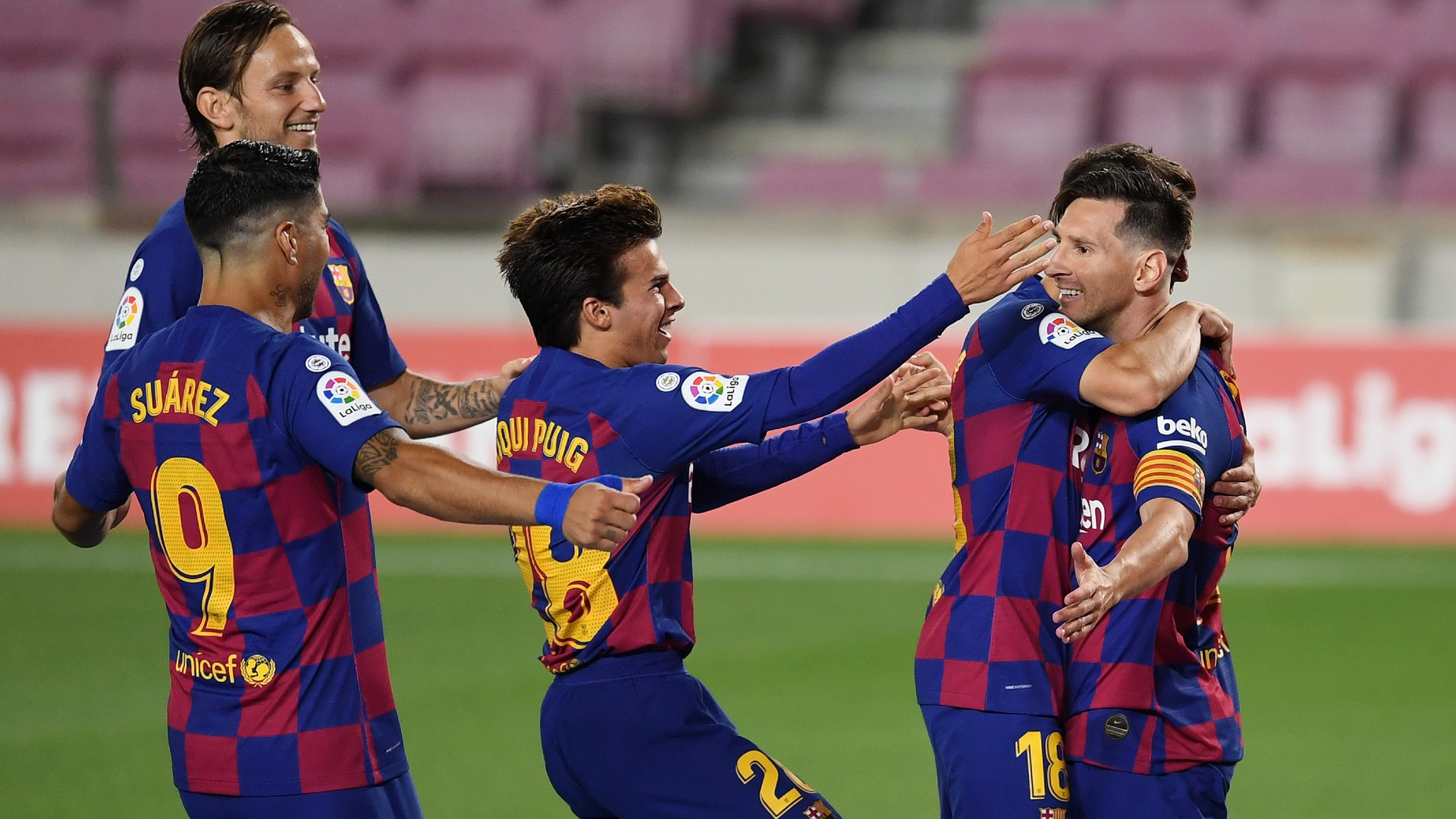 Messi reaches 700 goals with chipped penalty against ...