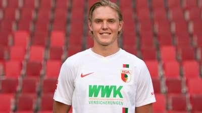 Fredrik Jensen FC Augsburg 09082018