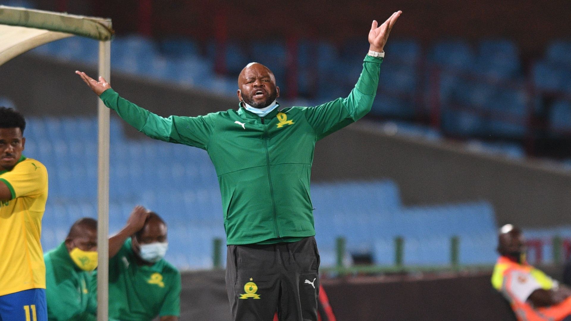 Mamelodi Sundowns coach Mngqithi: People were beginning to doubt our capacity | Goal.com