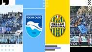 Pescara-Hellas Verona tv streaming