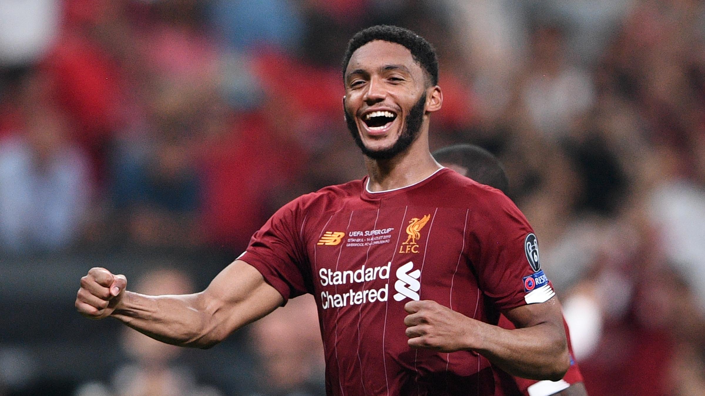 Gomez Liverpool