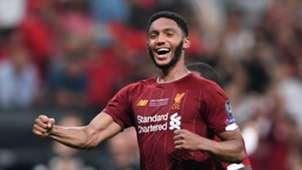 Joe Gomez Liverpool