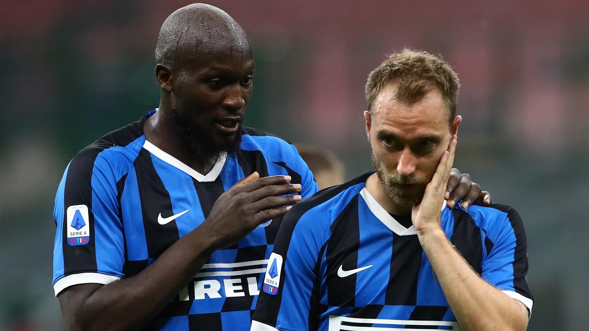 Lukaku: Eriksen needs to learn Italian to thrive at Inter