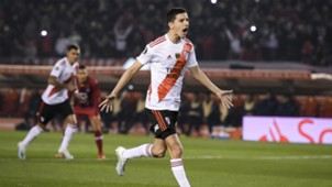 Ignacio Nacho Fernandez River Cerro Porteno Copa Libertadores 22082019
