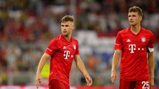 Kimmich/Muller Bayern 2019