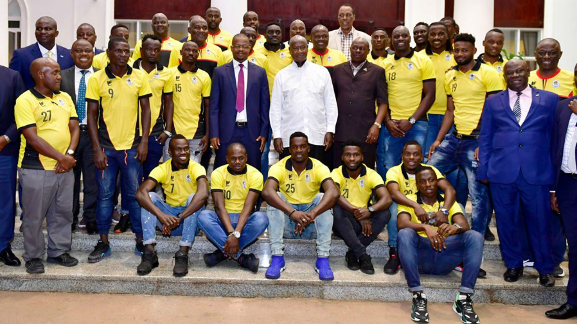 Please, President Museveni, we want our promised Afcon money - Uganda's Miya