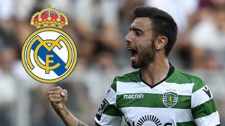 Bruno Fernandes Real Madrid
