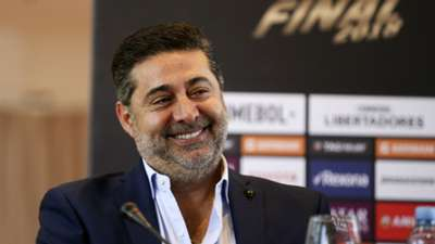 Daniel Angelici Boca 2018