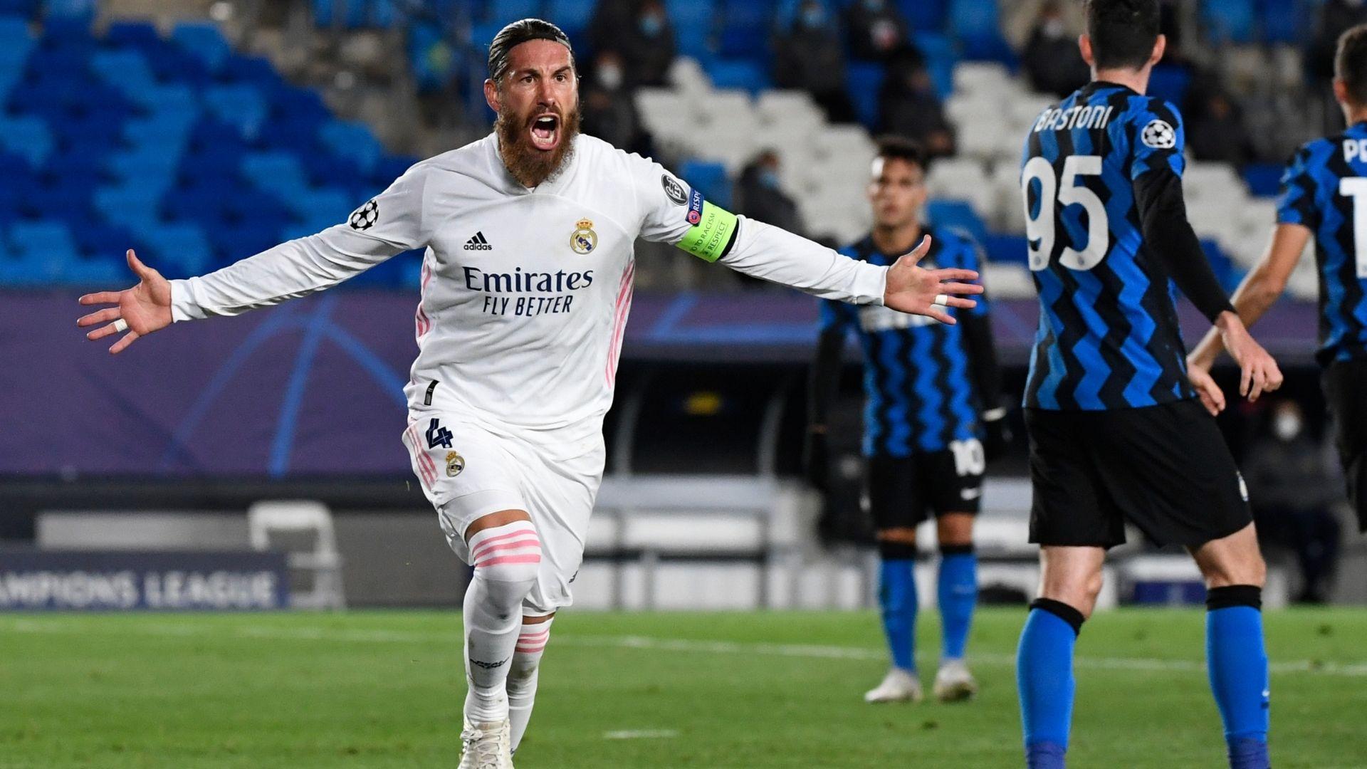 Dónde ver en directo online Inter de Milán vs. Real Madrid de la Champions  League 2020-2021: Dónde ver, TV, canal y Streaming | Goal.com