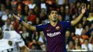 Luis Suarez FC Barcelona Valencia 07102018