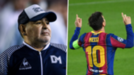 Nc247info tổng hợp: Messi: 'Maradona là vĩnh cửu'