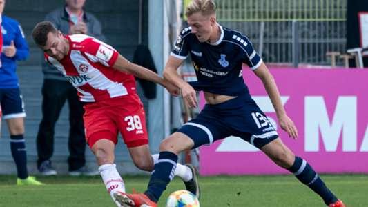 Kickers Würzburg Spiel Heute