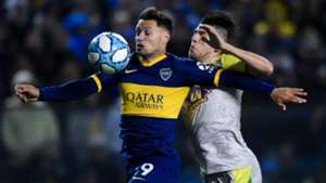 Zarate Boca Aldosivi Fecha 3 Superliga 2019/20