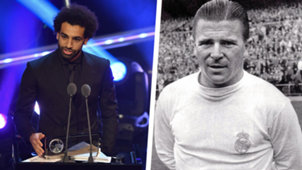 Puskas award Mohamed Salah 2018 FIFA The Best