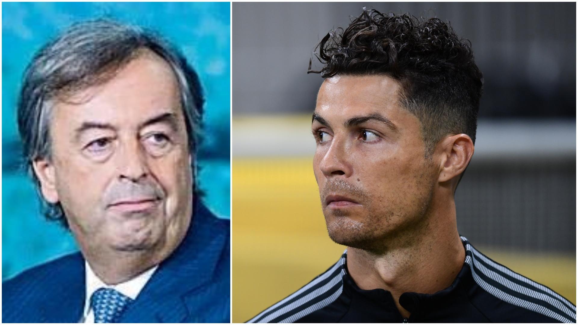 Il tweet di Ronaldo fa infuriare Burioni
