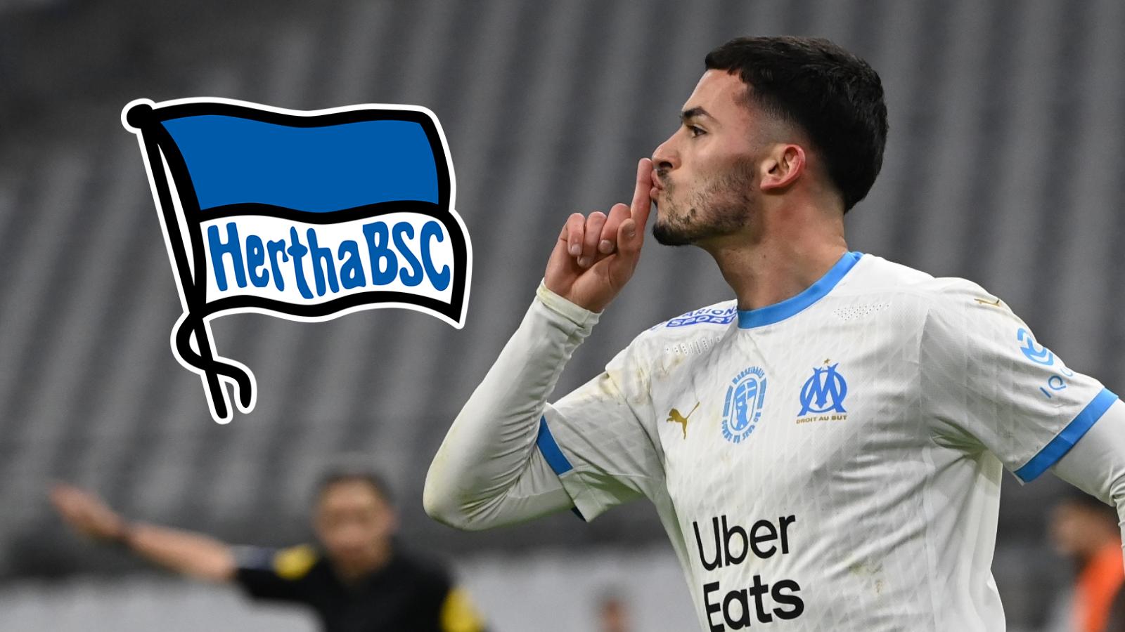 Nemanja Radonjic (OM) et Sami Khedira (Juventus) au Hertha Berlin (officiel) — Transferts