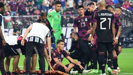 Monterrey defender Moreno diagnosed with Grade 1 hamstring injury