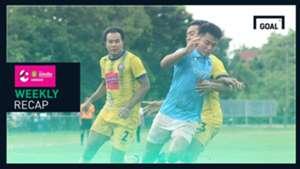 ผลการแข่งขันฟุตบอล ออมสิน ลีก (T4) สัปดาห์ที่ 21 (22/07/2561)