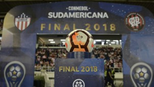 Junior Barranquilla Atletico-PR Copa Sudamericana final 05122018