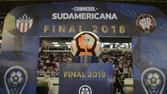 Junior Barranquilla Atletico-PR Copa Sudamericana final 05122018