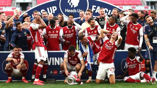 'He needs more experience with trophies!' - Aubameyang drops FA Cup after Arsenal heroics