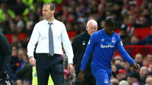 Everton boss Ferguson explains reason for substituting Kean just 19 minutes after he came on