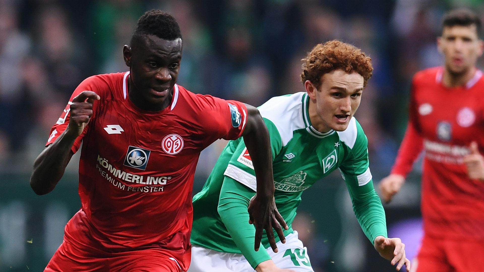 Moussa Niakhate Josh Sargent Mainz Werder Bermen